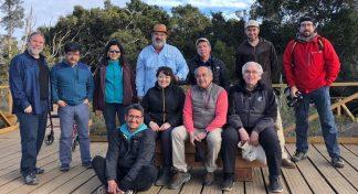 La red LTSER-Chile realizó reunión ampliada de sus miembros en el Parque Nacional Fray Jorge