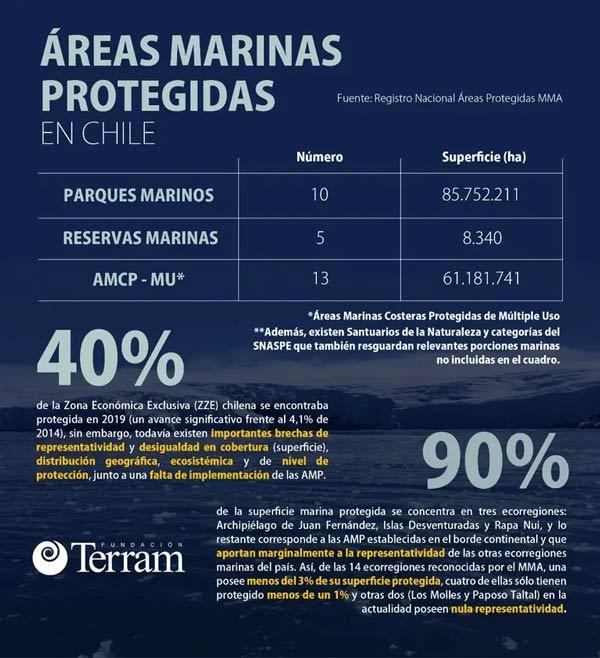 desafios conservacion marina terram