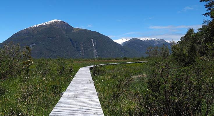 pasarela estacion patagonia